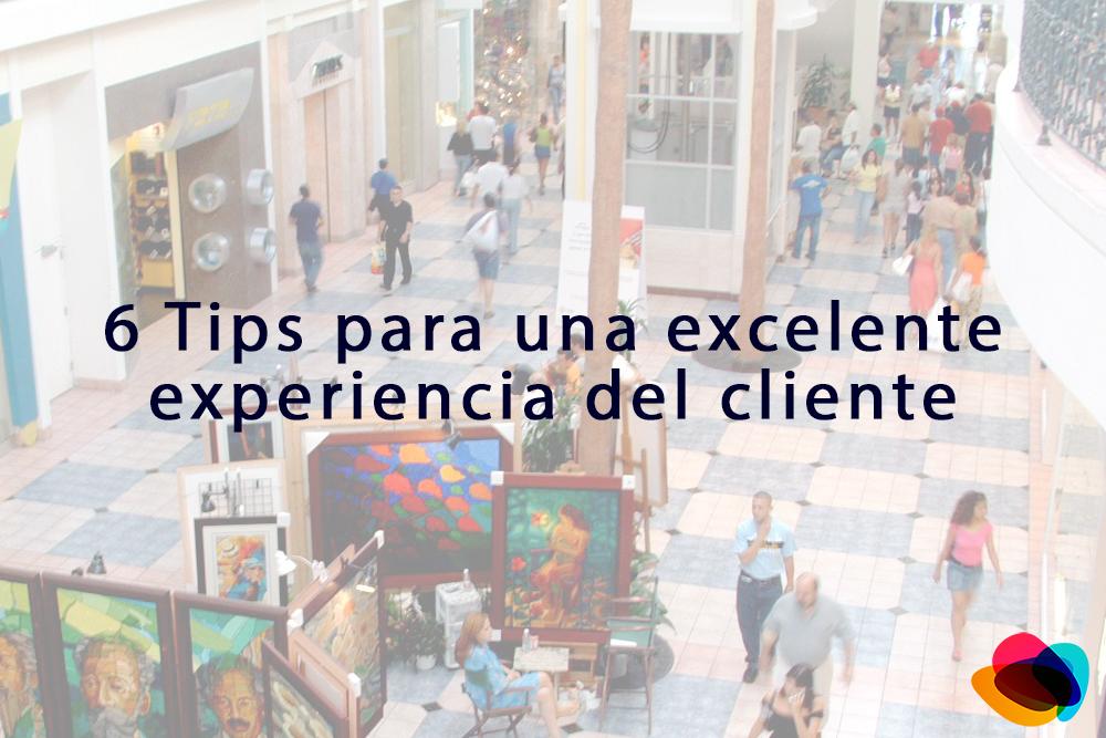 Sin la experiencia de cliente, tu negocio está perdido