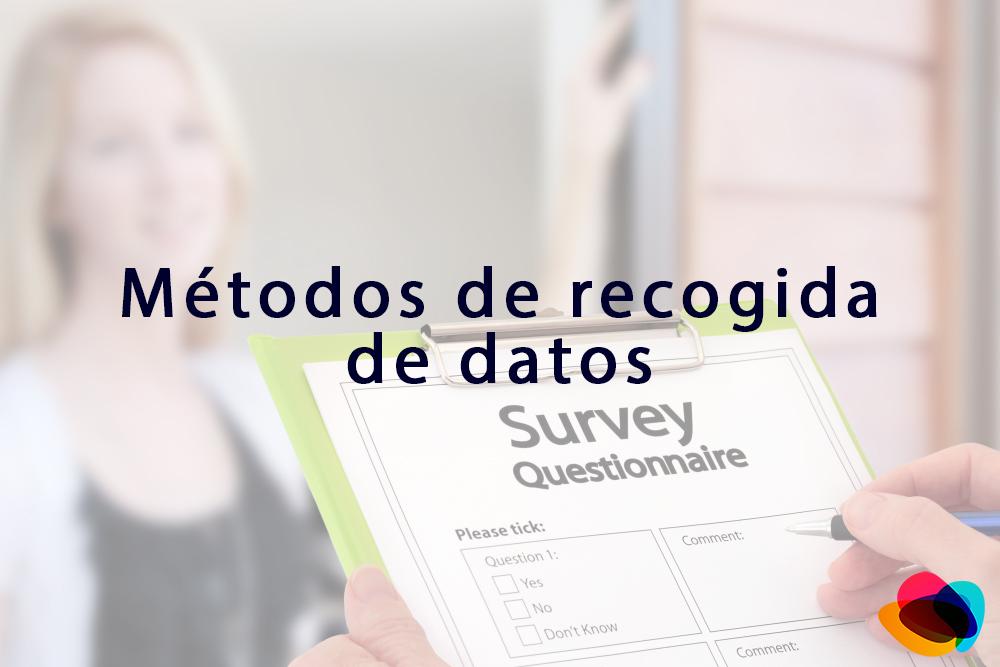Métodos de recogida de datos