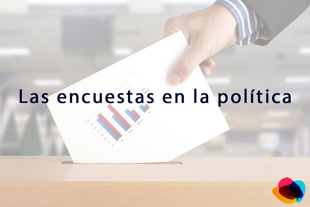 La importancia de las encuestas en la política