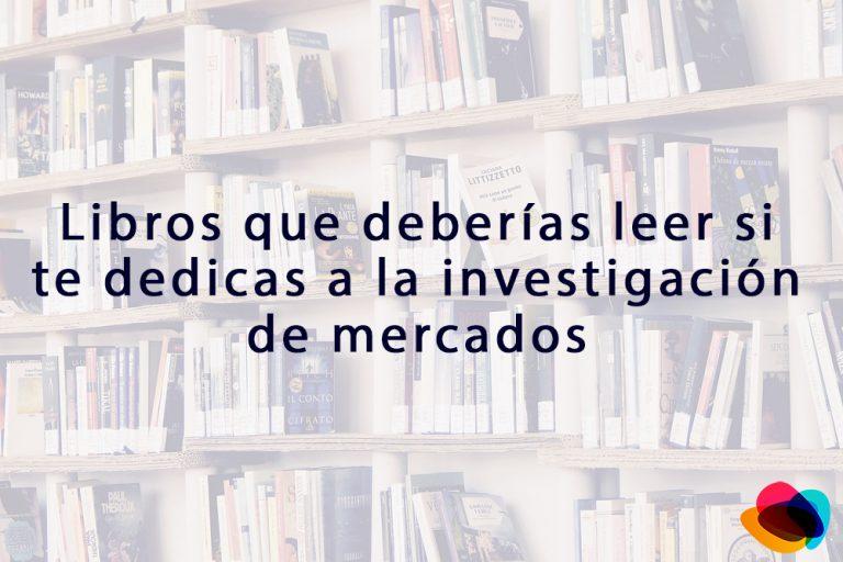 libros investigacion de mercados