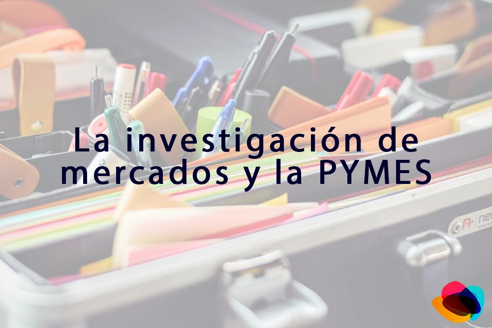 ¿Cómo la investigación de mercados puede ayudar a una Pyme?