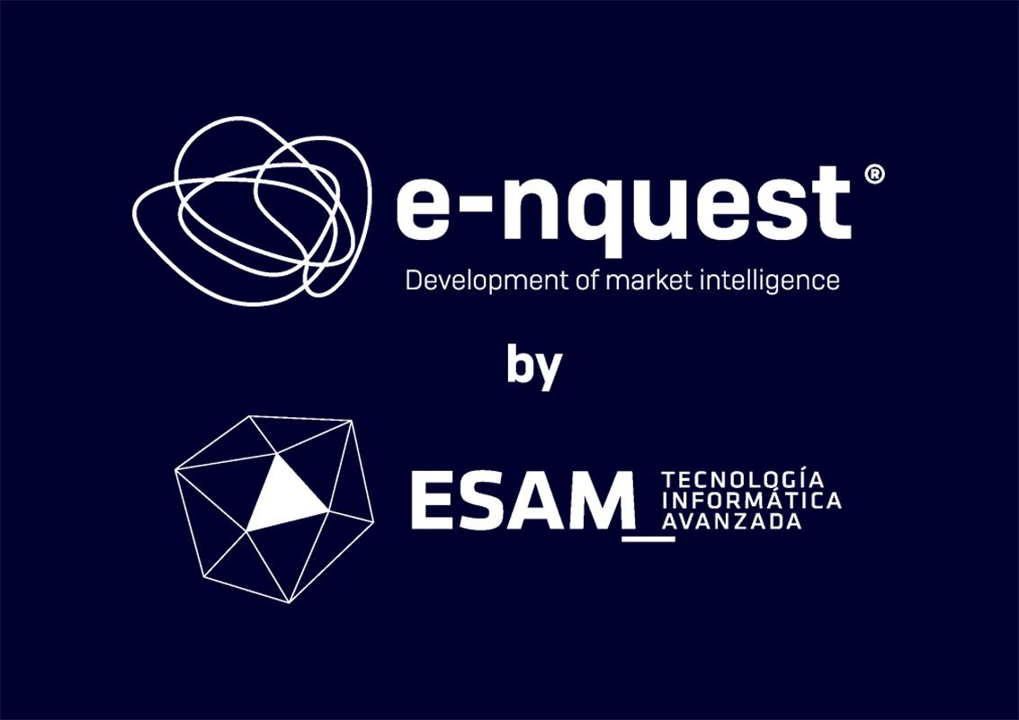 ▷ E-nquest by Esam Tecnología | Empresa de Investigacion de Mercados