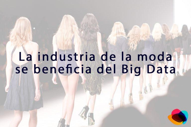 La moda y el big data