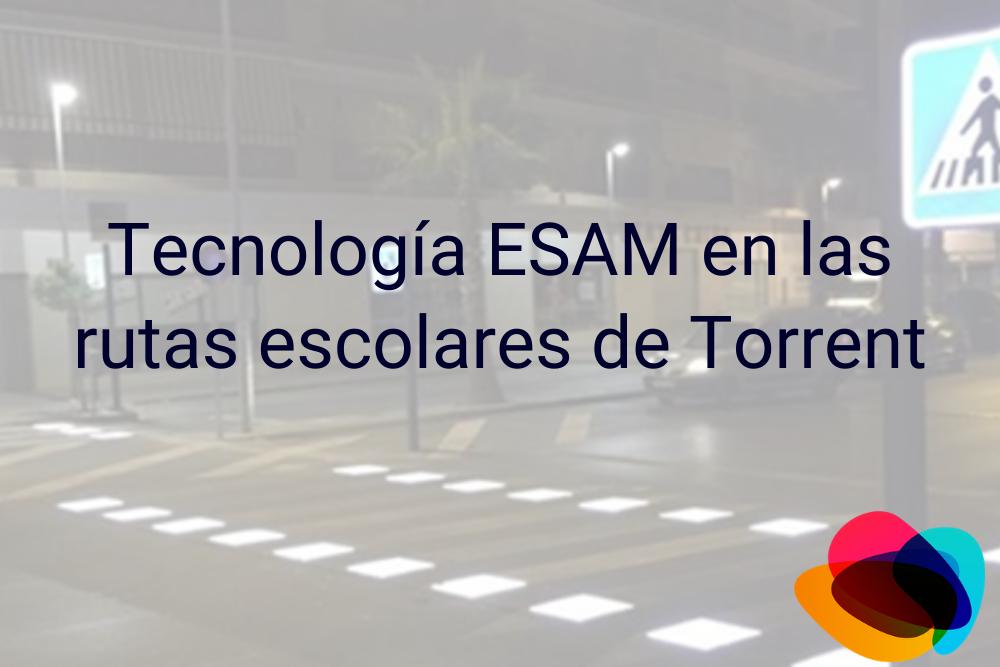 ▷ Tecnología ESAM en las rutas escolares de Torrent【E-nquest】