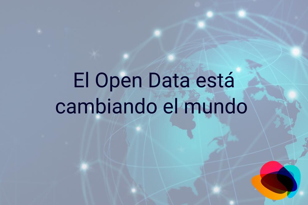 ▷ El open data está cambiando el mundo【E-nquest】