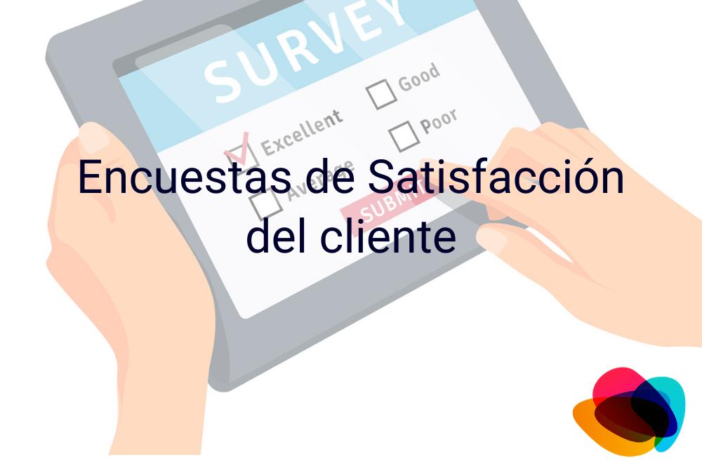 ▷ Encuestas de satisfacción del cliente【E-nquest】